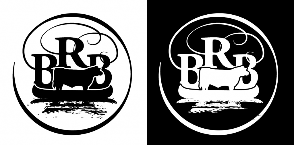 LOGO: Big River Beef