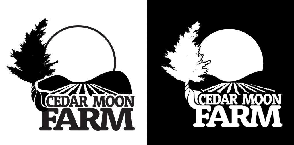 LOGO: Cedar Moon Farm
