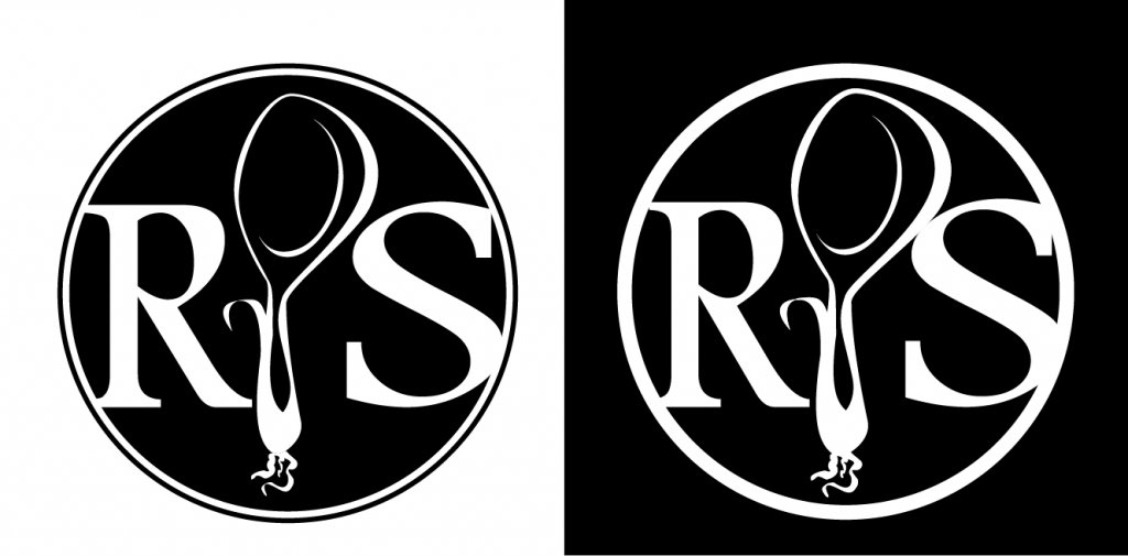 LOGO: Rooted Spoon Culinary
